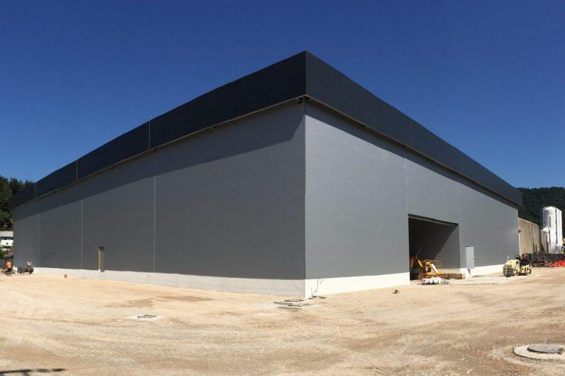 IT Regalno skladišče Pfeifer 3000 m2
